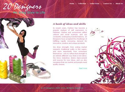 20 Designers