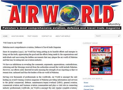 Air World - Magazine