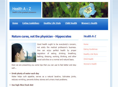 Health A to Z