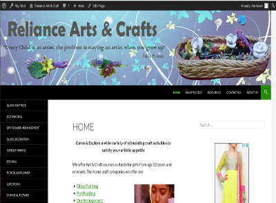 Reliance Arts & Crafts
